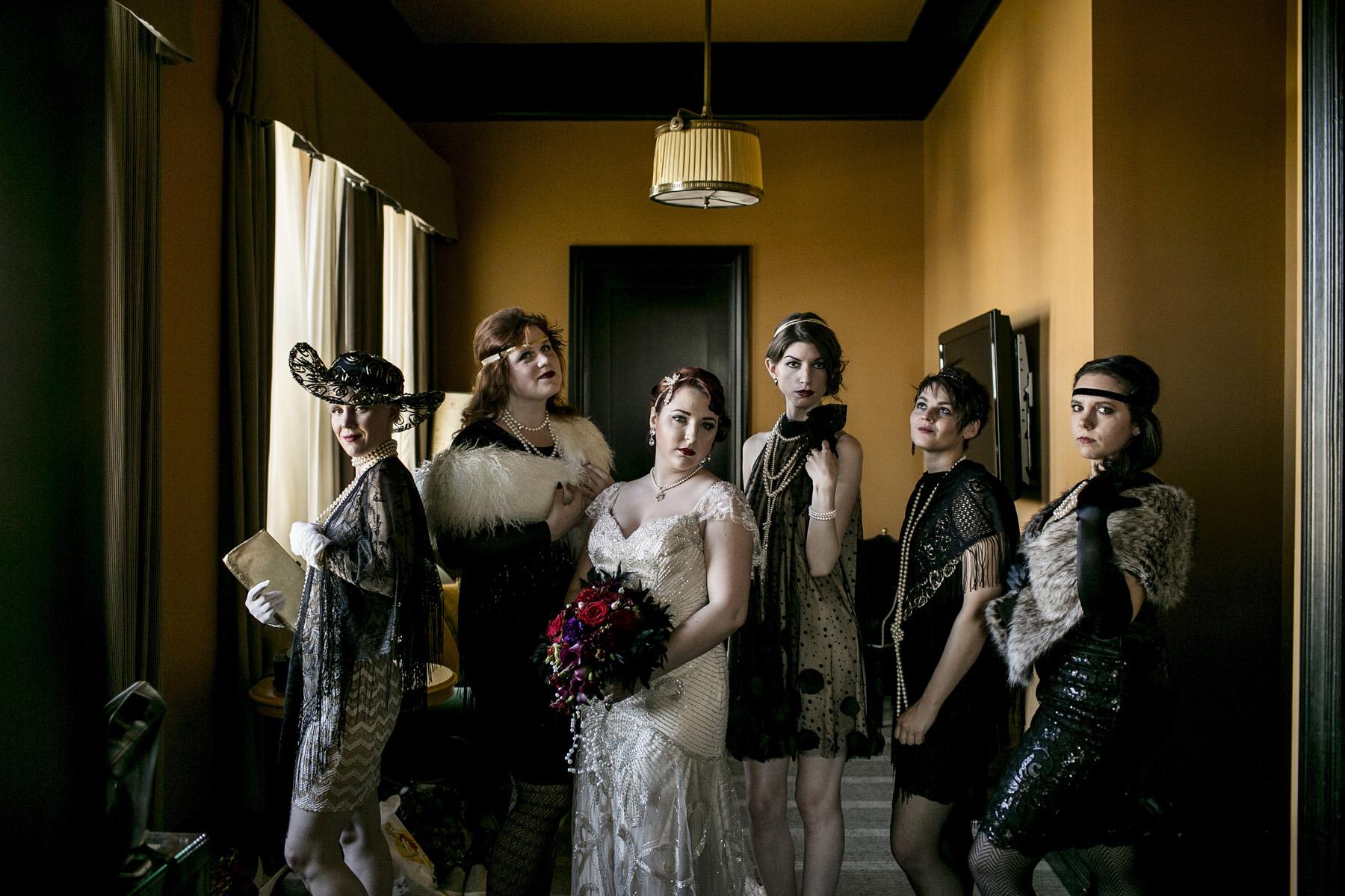 Citizen Hotel Wedding