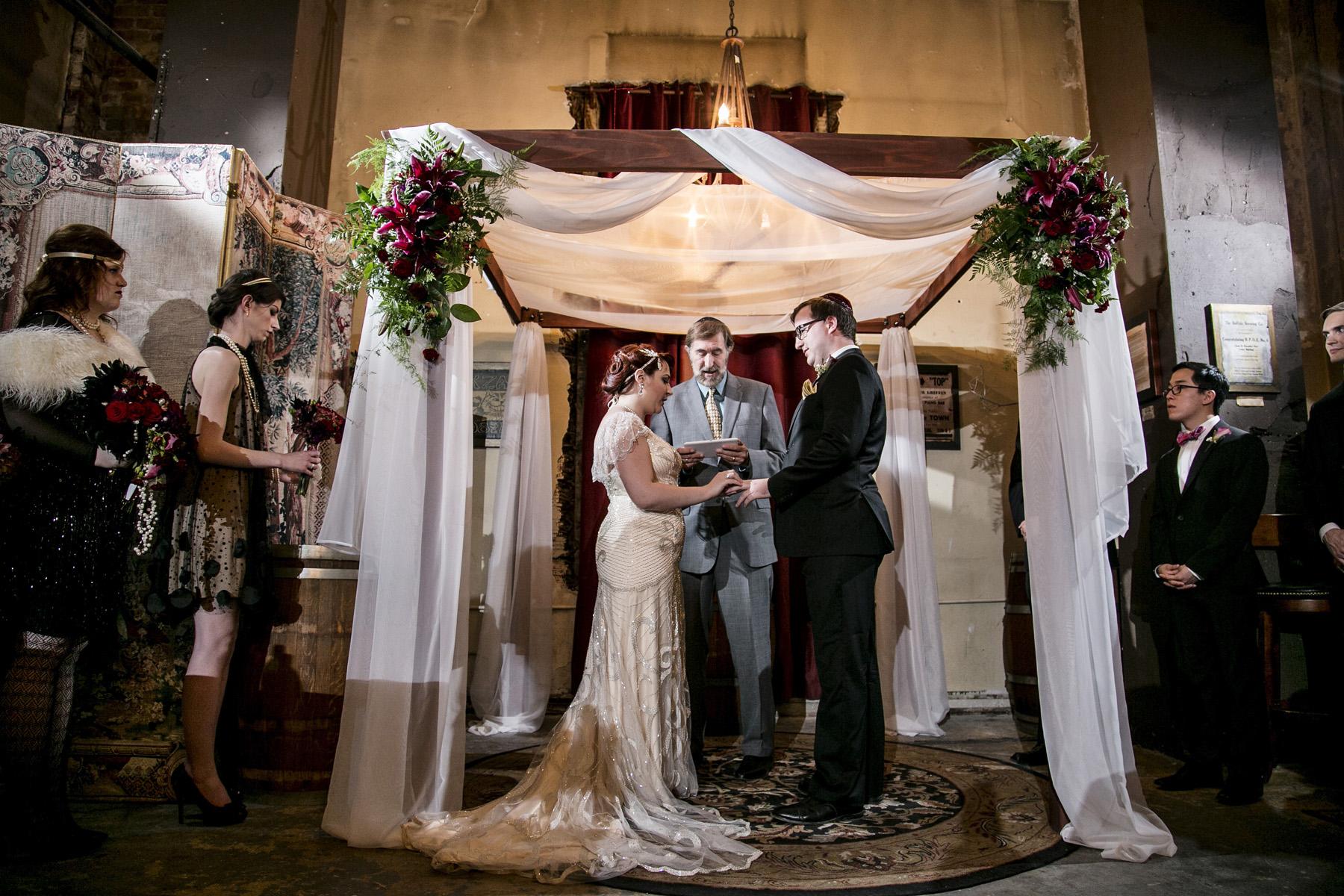 Elks Tower Wedding