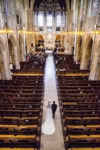 St Dominque's San Francisco Wedding