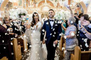 Magdalena Church wedding los altos