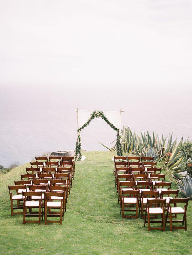 point 16 big sur wedding